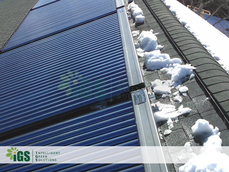 Car Wash Solar Hot Water System – Suds N Shine Car Wash Installation Image