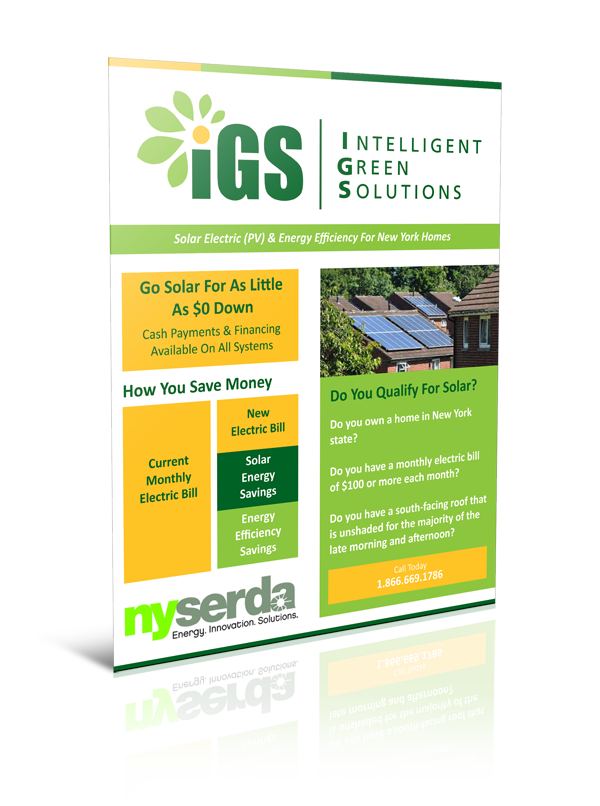 Brochure – Residential Solar Electric