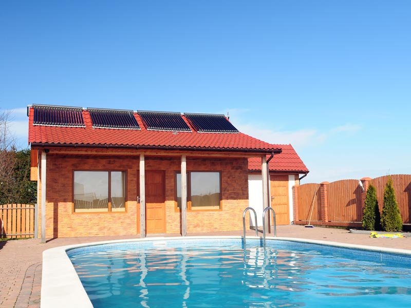 Residential Solar Pool & Spa Heating