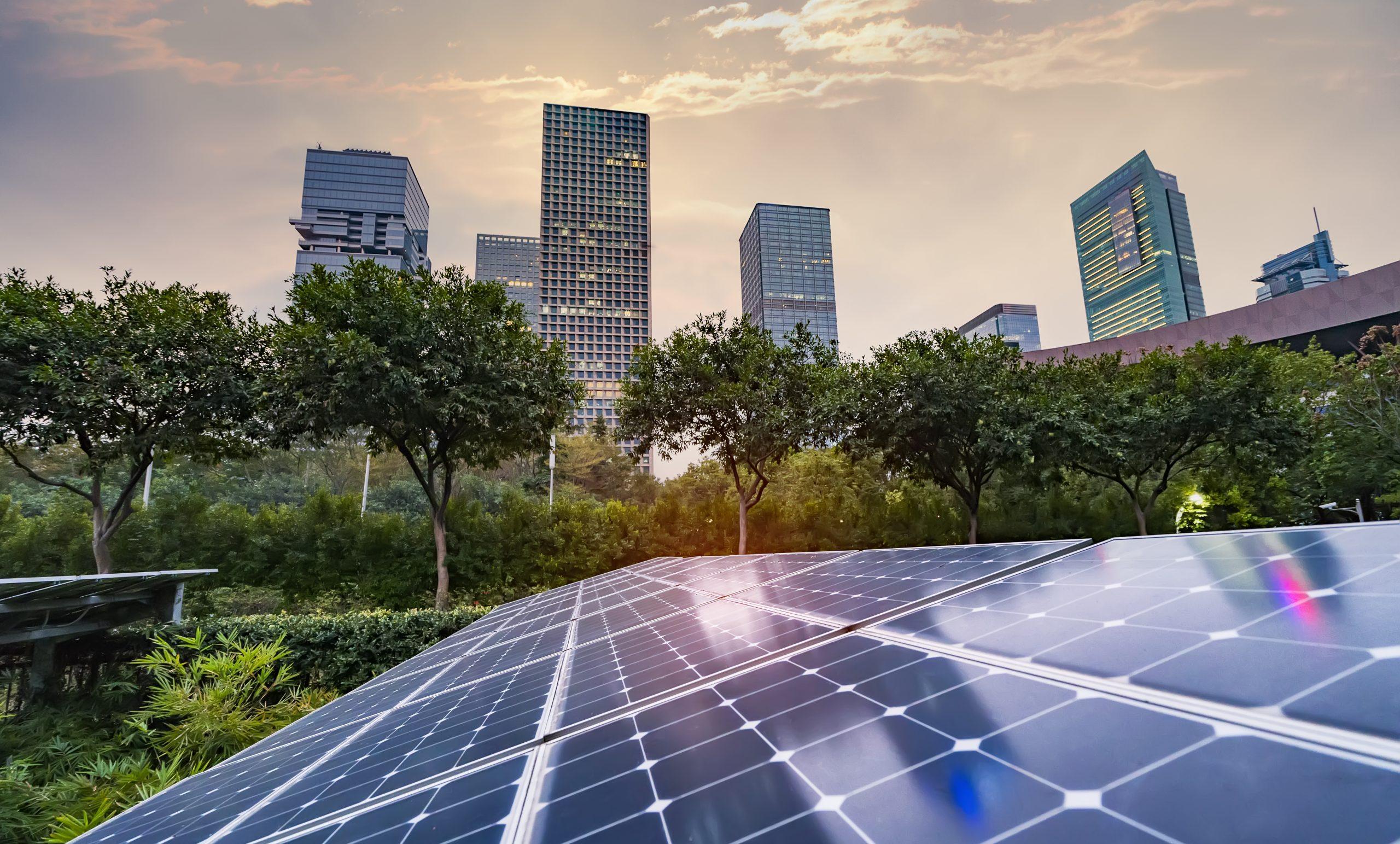 Solar energy makes sense in US